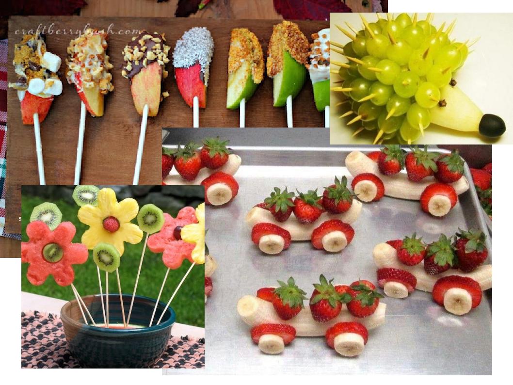 Info Taller Manualitats amb Fruites
