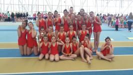Rítmica - Final comarcal 2017