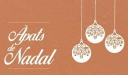 Menú especial de Nadal