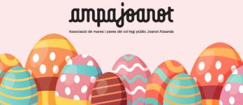 Novetats AMPA - Març 2018