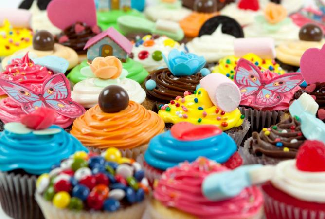 Taller de cuina: Cupcakes Maig 2018