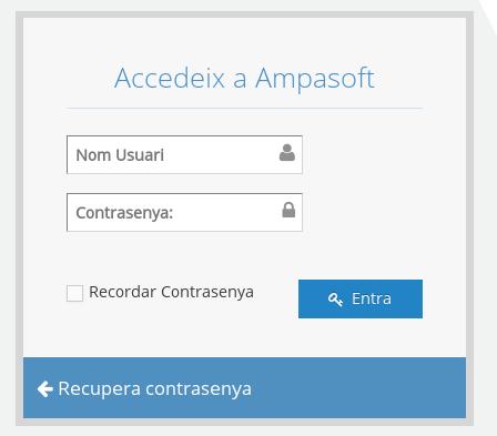Activació AmpaSoft