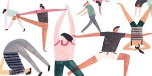 Falten pares i mares per completar els grups de ioga i de gimnàstica, us animeu?