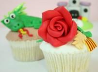 Taller de cuina: Cupcakes de Sant Jordi