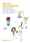 Cartells de la Festa de l'Esport 2015
