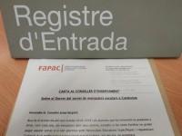 Carta de la FaPaC al conseller d'Ensenyament