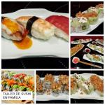 Taller de Sushi en família