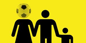 Dilluns 19 de juny partit de futbol de pares i mares
