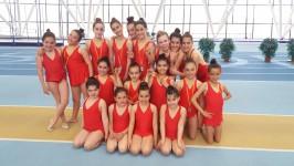 Rítmica - Final comarcal 2016